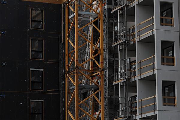 drone per l'edilizia