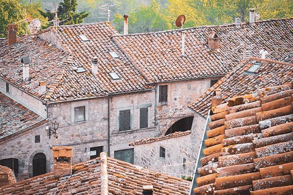 Rilievi fotogrammetrici con Droni ispezione tetti e coperture private Drone Pro Service