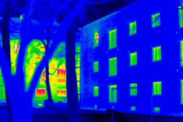 termografia qualitativa Drone Pro Service