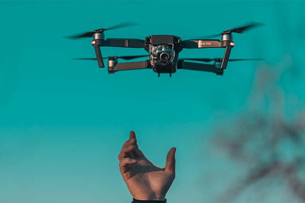 vantaggi ispezione tetti con drone