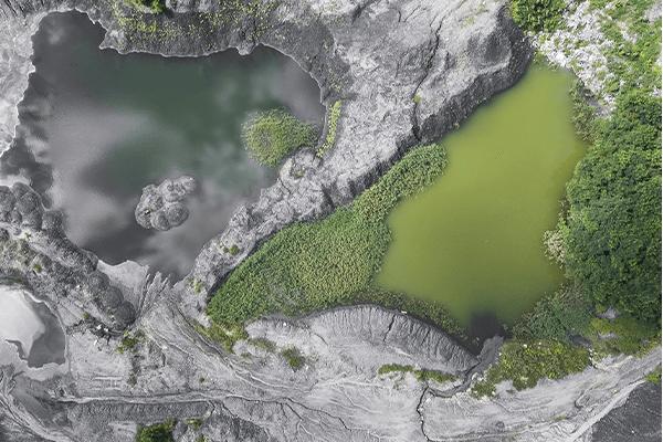 Rilievo topografico con droni Drone Pro Service