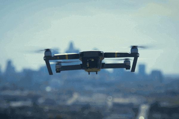 Drone al servizio di Roma