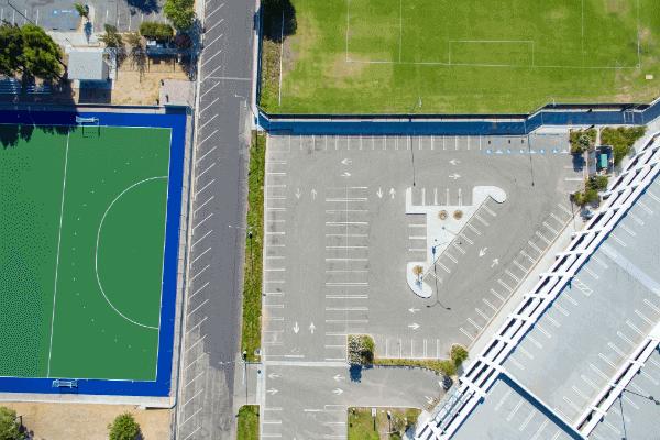 drone e lo sport