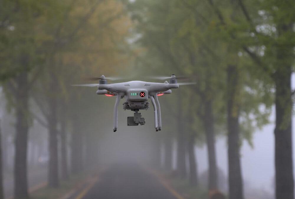 NORMATIVA DRONI