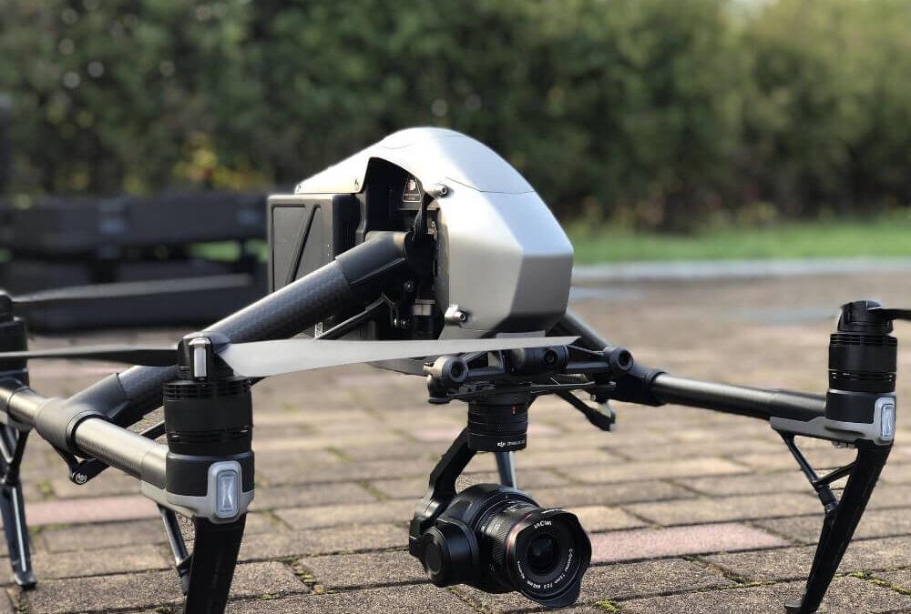 Foto con drone Drone Pro Service