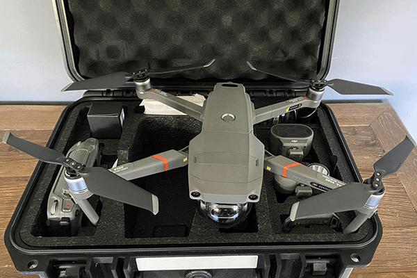 Dji Mavic Enterprice Dual Drone Pro Service