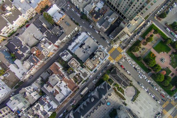 Dove posso volare con il drone in città Drone Drone Pro Service