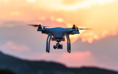 LAVORARE CON I DRONI