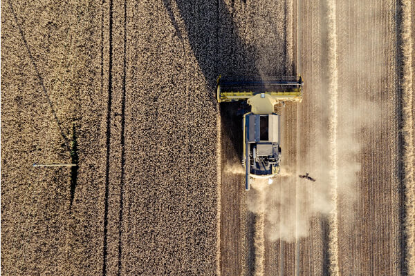 vantaggi droni agricoltura Drone Pro Service
