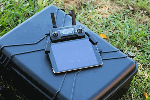 Dji Mavic 2 Enterprise Dual box radiocomando