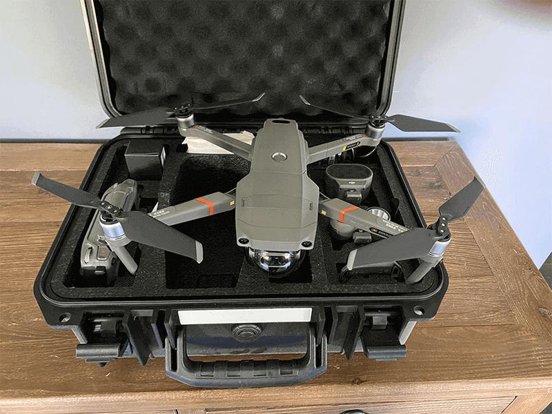 Dji Mavic 2 Enterprise Dual Drone Pro Service