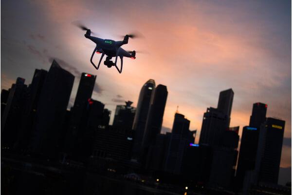 zone libere e no fly zone cosa fare drone pro service