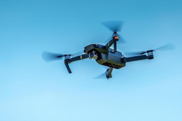 Drone pro service per individare infiltrazione acqua dal tetto