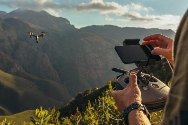 Drone Pro Service per diagnosi energetica condomini con drone