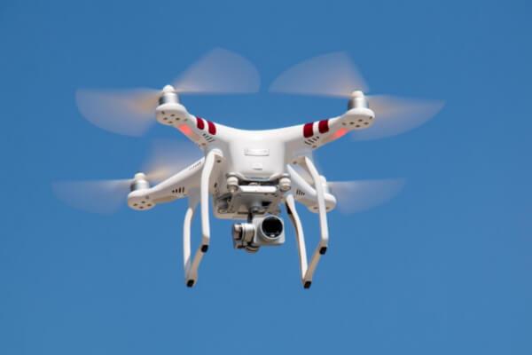 Ispezione con drone video aziendali drone pro service
