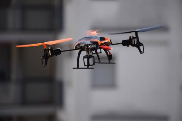 diagnosi energetica condomini con drone con telecamera termica Drone Pro Service