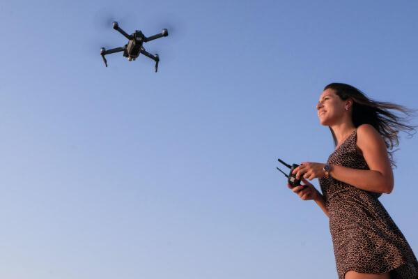 Limiti tecnologia altezza drone Drone Pro Service
